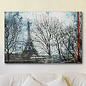 Parvez Taj Excusez-Moi Wall Art - 76 cm H x 114 cm W x 5 cm D