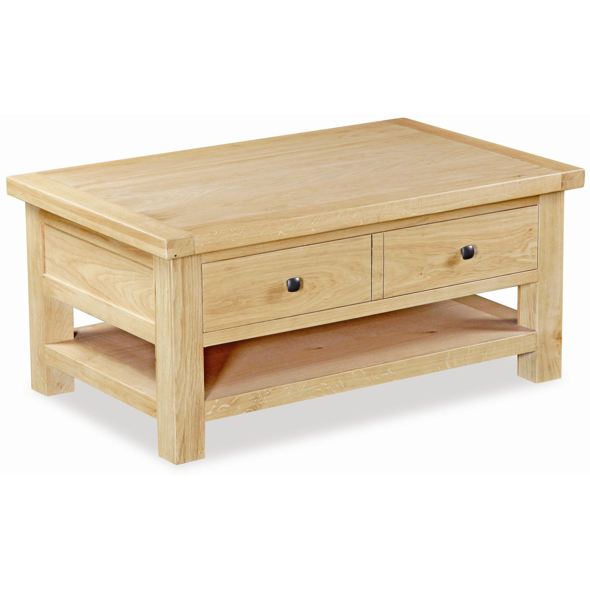 Alterton Furniture Chatsworth Large Coffee Table with Drawer at Tescos Direct