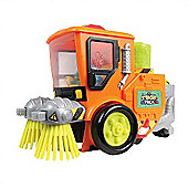 The Trash Pack Street Sweeper
