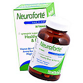 HealthAid NeuroForte Healthy Brain and Nerves Tablets