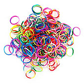 Jacks Triple Colour Bracelet Refill Pack - 250 Loom Bands