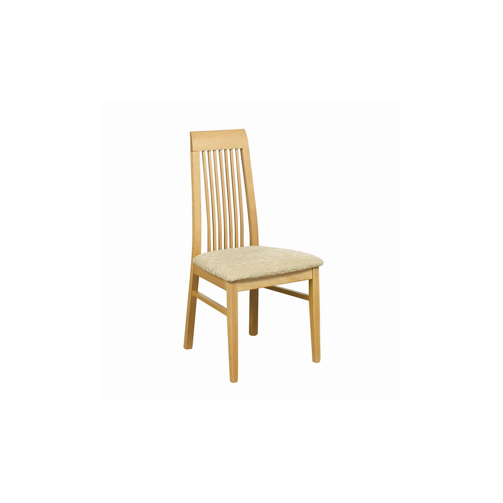 Other Caxton Huxley Slatted Back Dining Chair in Light Oak