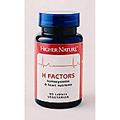 Higher Nature H Factors Capsules