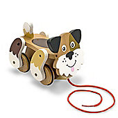 Playful Puppy Pull Toy - Melissa & Doug