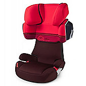Cybex Solution X2 Car Seat (Poppy Red)