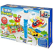 Fisher Price Little People Spinnin' Sounds Airport