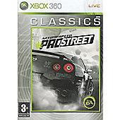 Need For Speed Pro Street Classics - Xbox-360
