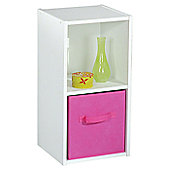 Alsapan Easy Life Compo 4 Children Shelve Unit - White