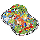 Tesco Loves Baby Tummy Time Play Mat