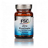 Zinc Picolinate 30Mg W/ Copper