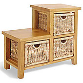 Ultimum Classic Pine Margarita Step Chest