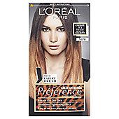 L'Oréal Préférence Wild Ombrés  No1