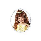 Childs Disney Belle Wig