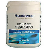 Higher Nature High Fibre Vitality Shake 300g Powder
