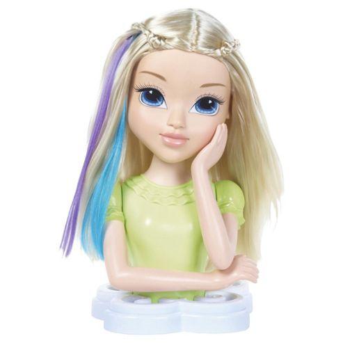 Moxie Girls Magic Hair Torso - Avery