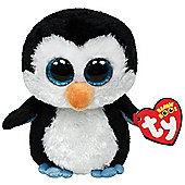 TY Beanie Boo Plush Waddles The Penguin