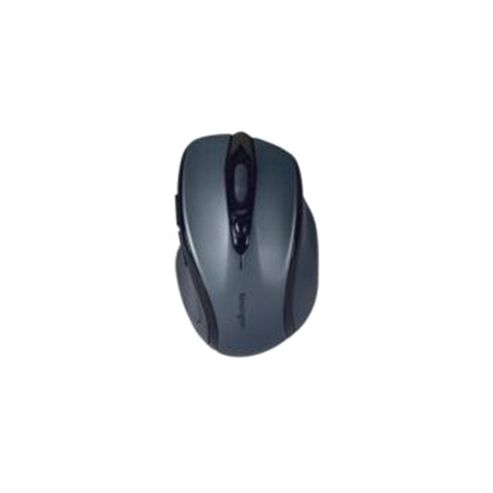 Kensington Pro Fit 2.4GHz Mid-Size Wireless Mouse with Nano Receiver (Black/Blue)