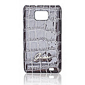 Samsung Galaxy S II Hard Case Crocodile