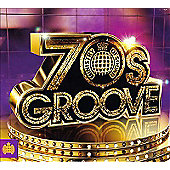 Ministry Of Sound: 70s Groove (3CD)