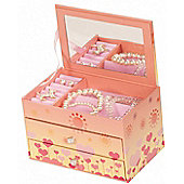 Danielle Fairy Princess Jewellery Box