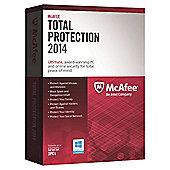 McAfee Total Protection 2014 - 3 User