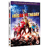 Big Bang Theory - Series 5 - Complete (DVD Boxset)
