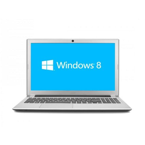 AcerV5-571 15.6'' Touch Screen Core I3-2365 6GB/500GB Windows 8 Silver