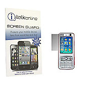 S-Protect LCD Screen Protector & Micro Fibre Cleaning Cloth - Nokia N73