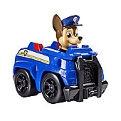 Paw Patrol Nickelodeon Paw Patrol Racers Chase Small Vehicle