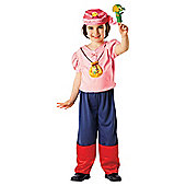 Rubies UK Izzy the Pirate- TODDLER
