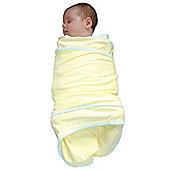 Mothercare Swaddling Blanket - Lemon - Lemon