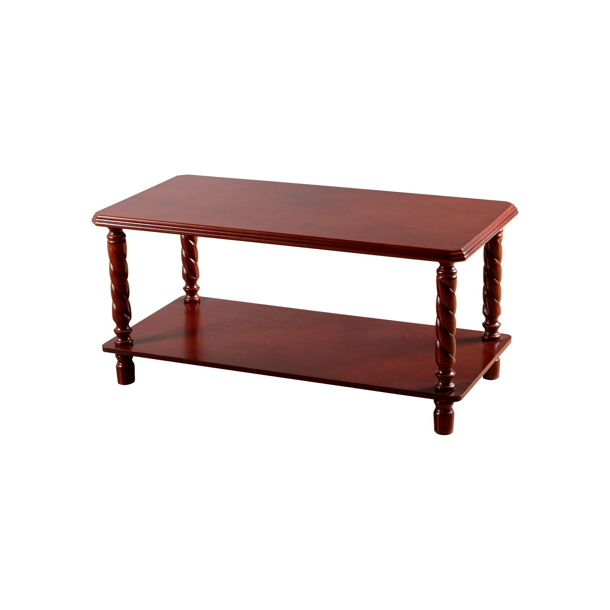 home and garden furniture home essence jersey coffee table in mahogany finish special offers
