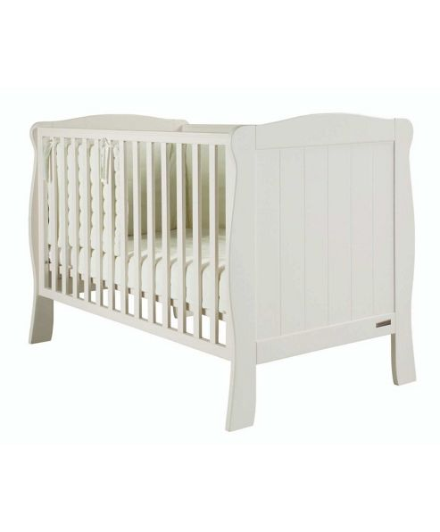 Mamas & Papas - Willow Cot - White