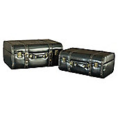 Alterton Furniture Suitcase Blanket Box (Set of 2)