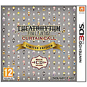 TheatRhythm: Final Fantasy Curtain Call Limited Edition