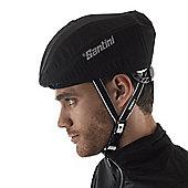 SP 489 TSL GUARD - Santini Guard Helmet Cover Black Large/Xlarge