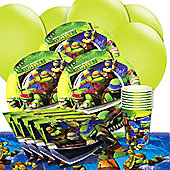 Ninja Turtles Party Pack - Value For 8