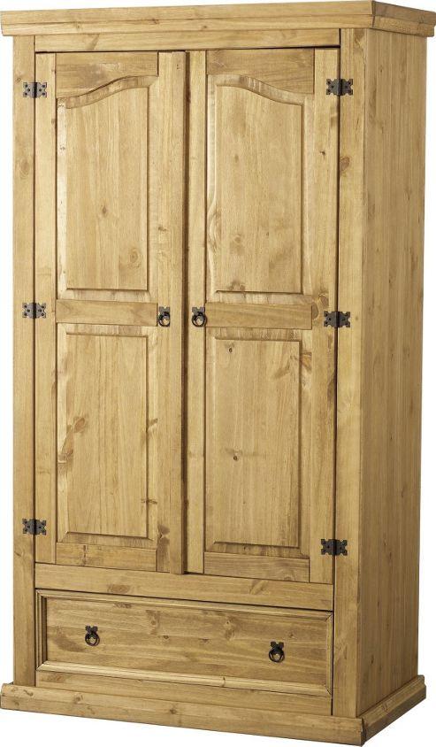 Home Essence Corona 2 Door Wardrobe