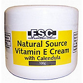 Vitamin E Cream With Calendula (15g Cream)