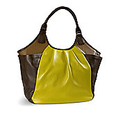 Mamas & Papas - Fenton Slouch Changing Bag - Leather
