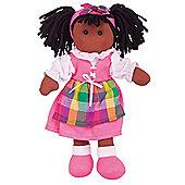 Bigjigs Toys 28cm Doll BJD017 Jess