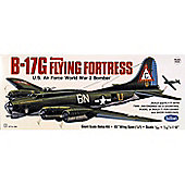 B-17G Flying Fortress U.S. Air Force WWII Bomber - Scale 1:28 - 2002 - Guillow's