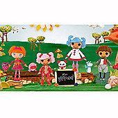 Mini Lalaloopsy 4-Pack - Set 3