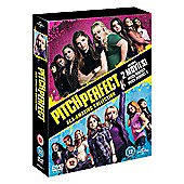 Pitch Perfect 1&2 (Not Singalong) DVD