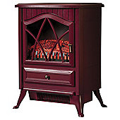 Fine Elements Stove Heater Small, Red