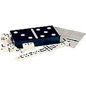 Front Porch Classics Boneyard Dominoes Double-Six Domino Set