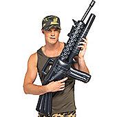 Smiffy's - Inflatable Machine Gun