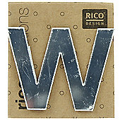 Rico - Letter Mirrors Large - W