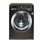 LG F12A8TDA6 Washing Machine 8KG 1200RPM A+++ Energy Rating in Black