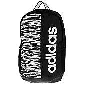 adidas Linear Performance Graphic Backpack Bag Small